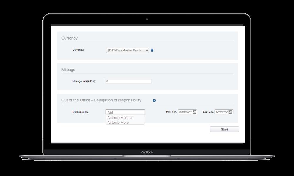 Account Configuration Help Center